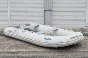 中古品 JOY CRAFT ジョイクラフト ゴムボート JEL-335 免許不要艇 (2019年7月買取)